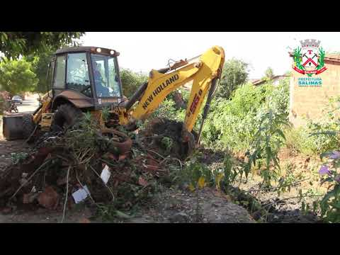 Video inicio-das-obras-do-sistema-de-drenagem-do-corrego-nova-esperanca